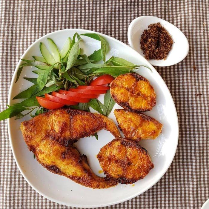 Cá bớp nướng - Món ăn thơm ngon, hấp và có hương vị khó quên