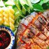 Cá chim nướng muối ớt - món ăn thơm ngon, giàu dinh dưỡng