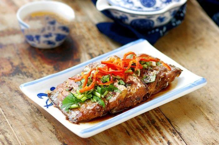 Cá hố kho sả là món ăn hấp dẫn mà nhiều người yêu thích
