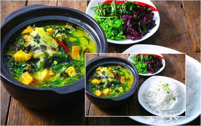 Cá tầm có thể được chế biến thành rất nhiều món ăn ngon, hấp dẫn