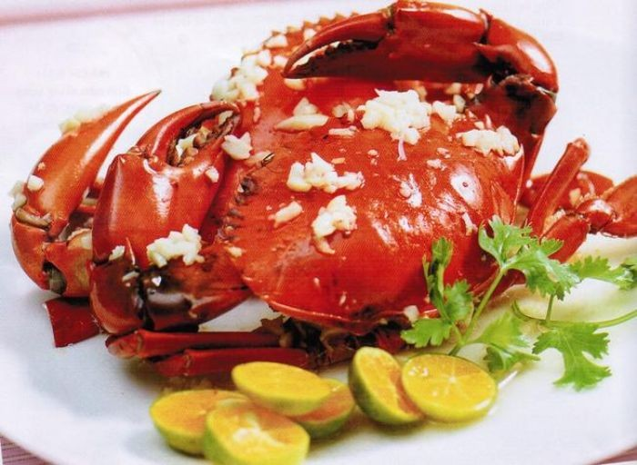 Cua biển Cà Mau - Món ăn giàu dinh dưỡng được nhiều người yêu thích