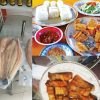 Cá dứa khô chiên giòn chấm mắm me là món ăn khoái khẩu của nhiều người