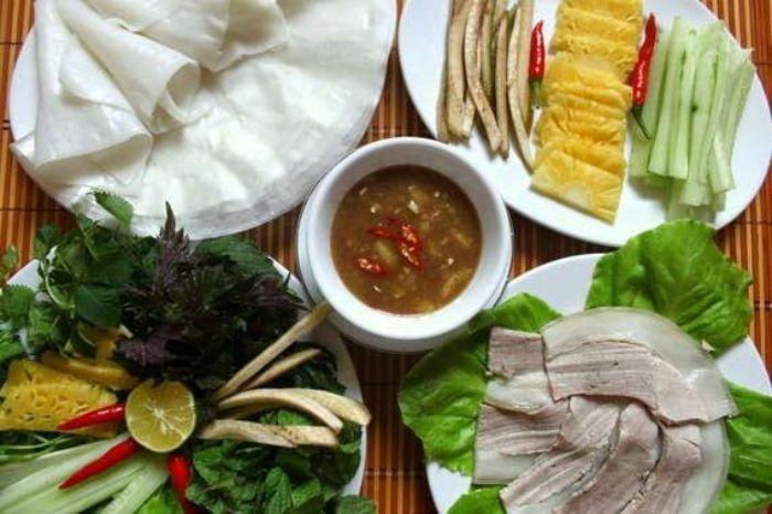 Mắm nêm có thể sử dụng như một loại nước chấm cho nhiều món ăn