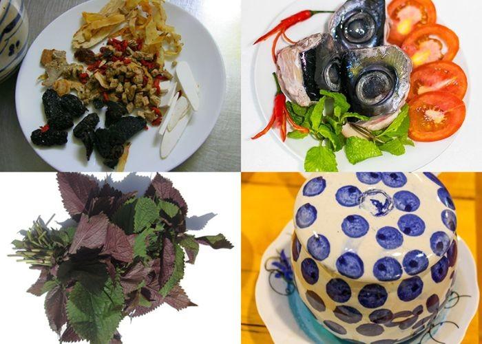Mắt cá ngừ đại dương hầm thuốc bắc là món ăn bổ dưỡng cho sức khỏe
