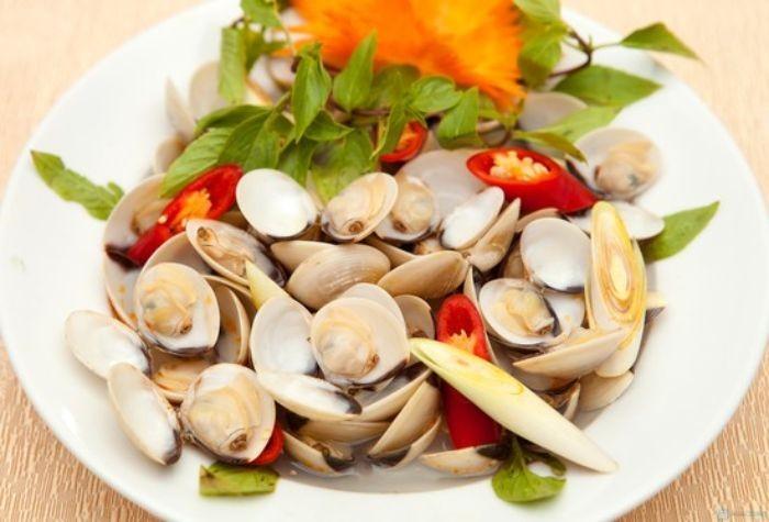 Hải sản là một trong những nguồn thực phẩm rất tốt cho sức khỏe con người