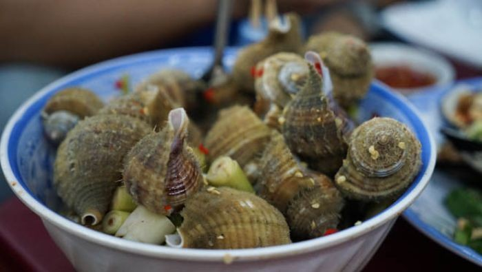 Các món ăn được chế biến từ ốc lông luôn mang đến nhiều công dụng cho sức khỏe