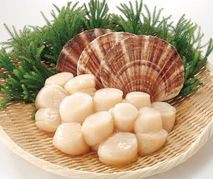 Trong loại hải sản này có nhiều protein, cung cấp axit amin giúp duy trì các mô luôn hoạt động khỏe mạnh