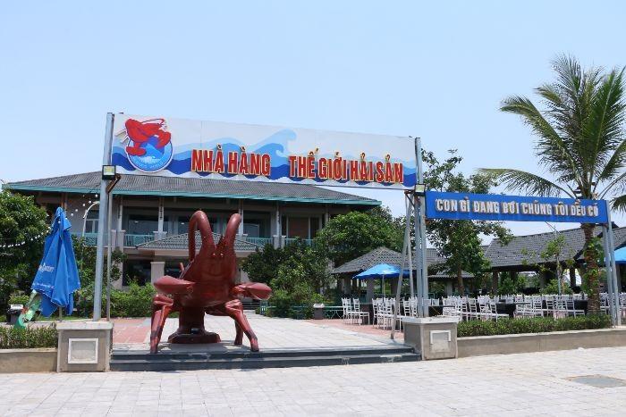 Nhà hàng Thế giới Hải Sản cung cấp tôm hùm