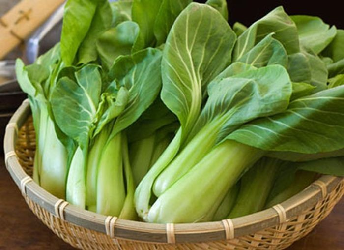 Rau cải sở hữu vị cay tự nhiên nên giúp món ăn trở nên hoàn mỹ hơn