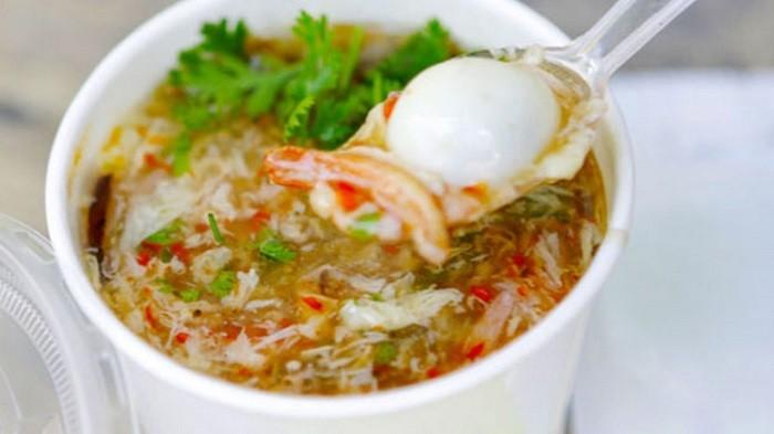 Giá trị dinh dưỡng của món súp cua biển