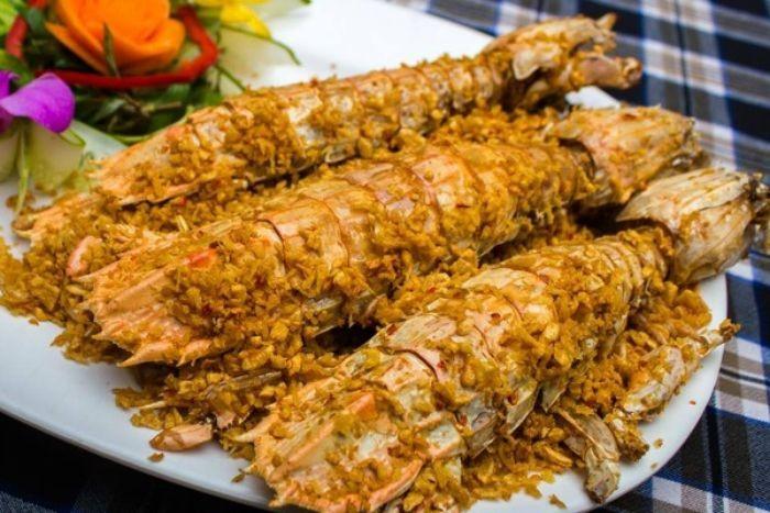 Món ăn ngon được làm từ tôm tít mà rất nhiều người yêu thích chính là tôm tít rang muối