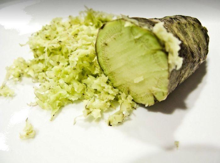 Mù tạt wasabi theo nghiên cứu của các chuyên gia có khả năng tăng cường trao đổi chất