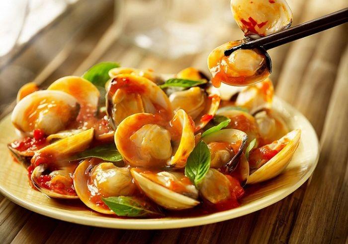 Ngao xào sả ớt là món ăn thơm ngon, hấp dẫn và giàu giá trị dinh dưỡng được nhiều người ưa chuộng