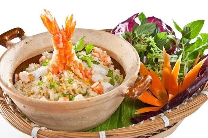 Cach Lam Com Chien Hai San Vua Ngon Vua Dep 1