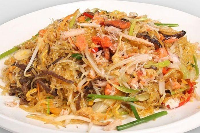 Cach Lam Mien Xao Hai San Thom Ngon 2