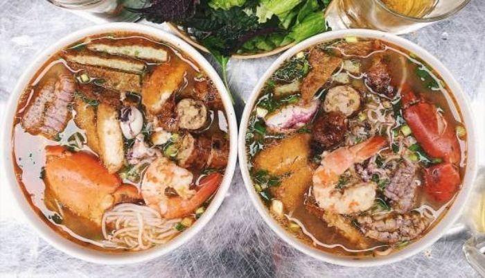 Cach Nau Bun Hai San Ngon Tai Nha 3