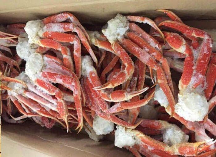 Hải Sản Trung Nam là địa chỉ nhiều khách hàng tin tưởng và lựa chọn khi có nhu cầu mua chân cua Tuyết