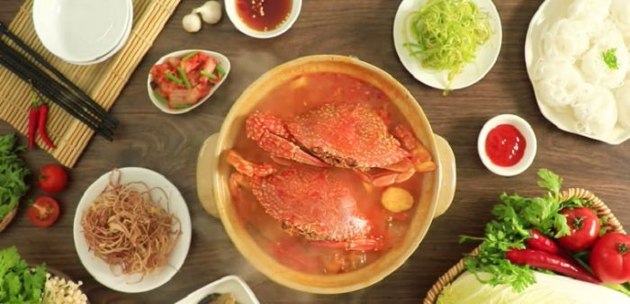 Lau Ghe Kim Chi 1