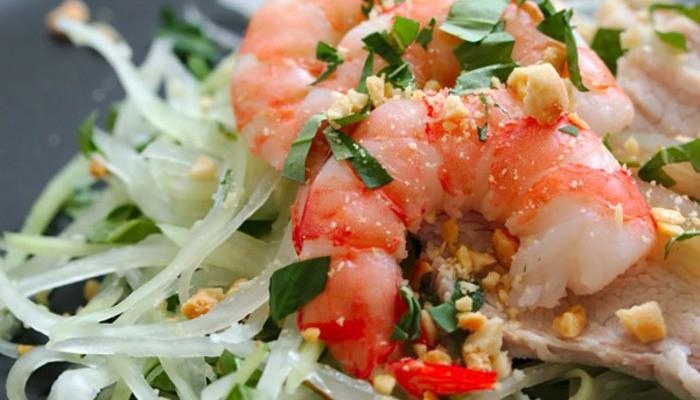 Cach Lam Goi Hai San 2