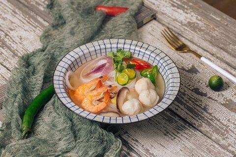 Cach Nau Bun Hai San Ngon Tai Nha