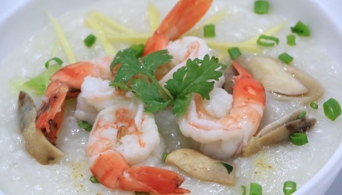 Cach Nau Chao Hai San 3