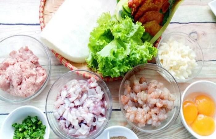 Cùng tìm hiểu cách làm chả giò hải sản thơm ngon nhé