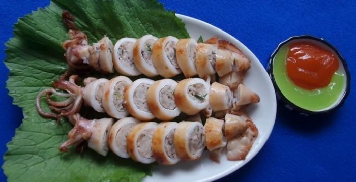 Cach Lam Muc Nhoi Thit 4